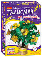 "Талисман из пайеток ""Дерево богатства"" 4741"