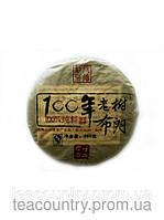 Чай шен пуэр Нан нуа Ча (вес 380гр.-блин, год 2011)