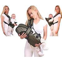 Рюкзачок-кенгуру для переноски малышей