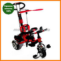 Детские велосипеды от 1 до 3 лет   TILLY Combi Trike