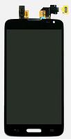Дисплей + сенсор STD для LG Optimus L90 D405 черный