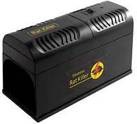 Мышеловка электрическая GH-190, ловушка для мелких грызунов, поражает их током 9 КВ, питание от сети/батареек