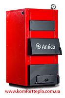 Котел твердотопливный Amica SOLID 30 кВт