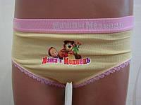Детские плавочки Маша и Медведь  3-4лет, фото 1