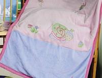 Плед Le Vele детский розовый