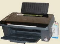 Система непрерывной подачи чернил epson | снпч для hp