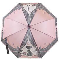 Зонт трость женский механический Guy de Jean (Ги де Жан) коллекция Mistigri