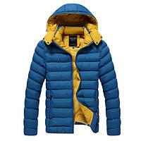 Мужская куртка с капюшоном. 5261-50