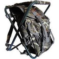 Стульчик-рюкзак  камуфляж FS-93112