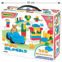 Конструктор Вадер Wader Mini Blocks, фото 1