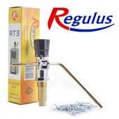 Регулятор тяги Regulus RT 3/RT 4  Терморегулятор для твердотопливных котлов
