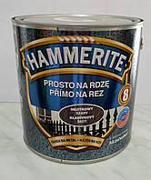 Краска для металла Prosto na Rdze Primo Na Rez Hammerite 2,5 л