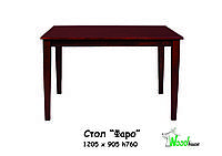 Обеденный стол Фаро черри