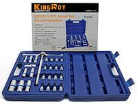 Набор инструментов King Roy 027-MDA (27 предметов)
