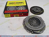 Комплект сцепления без выжимного подшипника Ваз 2108 2109 21099 Hahn&Schmidt