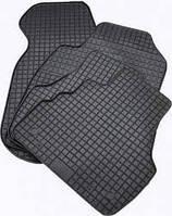 Резиновые коврики в салон на  ШКОДА РАПІД з 2012 к-кт 4ш