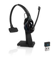 Моноауральная Bluetooth бизнес-гарнитура премиального класса Sennheiser Communications MB Pro 1 UC