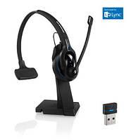 Моноауральная Bluetooth бизнес-гарнитура премиа льного класса Sennheiser Communications MB Pro 1 UC ML