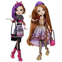Набор кукол  Холли и Поппи Охэйр  Эвер Афтер Хай (Holly O'Hair and Poppy O'Hair Ever After High)