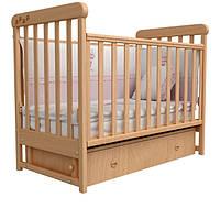 Детские кроватки  Соня ЛД-12 Маятник, с ящиком (все  цвета)