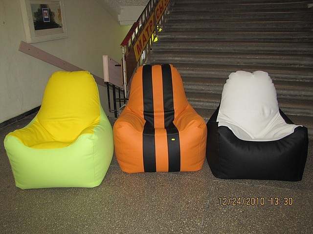 Кресла мешки своими руками поэтапно для