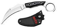 Нож спецназначения Керамбит, из качественной рукояти Микарта