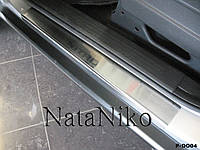 Dodge Nitro пороги натанико премиум