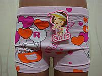 Детские шортики  6-8 лет в расцветках, фото 1