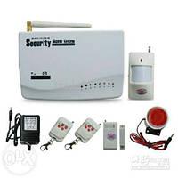 Комплект GSM охранной сигнализации, РУССКАЯ прошивка, для дома