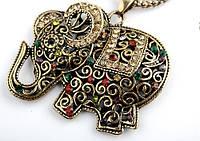 Подвеска женская Индийский слоник
