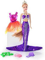 Кукла Русалка с аксессуарами 55201