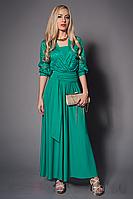 Платье женское гипюровое размер 40-42,44-46 бирюза