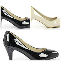 Классические женские лаковые туфли