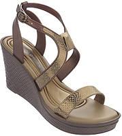 Женские сандалии Grendha. Летние сандалии. Обувь летняя женская. Высокие сандалии.