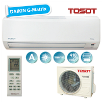Кондиционер Tosot GK-09A inverter до 30м2