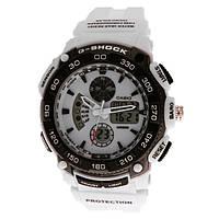 Мужские кварцевые наручные часы Casio G-Shock Twin Sensor