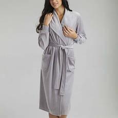 Женские халаты и платья больших размеров