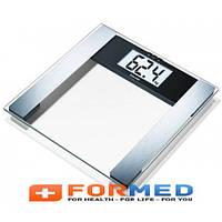 Весы диагностические со стеклянной платформой BG 17