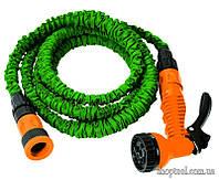 Шланг поливочный удлиняющийся 7,5- 22,5 м X-hose 92-0139