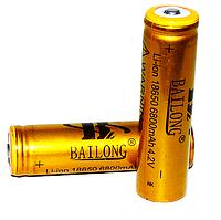 Аккумулятор Bailong BL-18650 Li-Ion 3.7V 6800mAh
