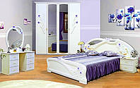Спальня Лулу МіроМарк / Спальный гарнитур Lulu MiroMark
