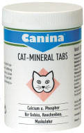 Canina Cat Mineral минеральная добавка 150таб (220922)