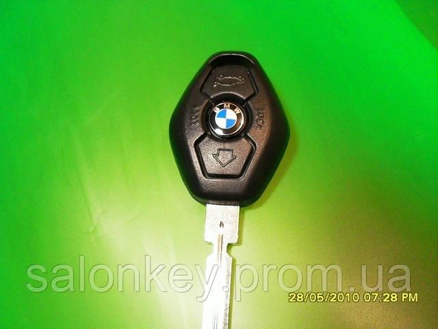 B Ключ выкидной BMW 3 кнопки, цена - 300 грн.