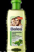 Для ухода за быстро жирнеющими волосами c экстрактом берёзовых листьев+7 трав Balea Haircare Haarwasser Birke