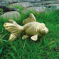 Декоративная фигура Engard Золотая рыбка MG-69