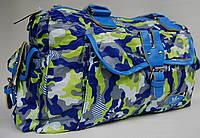 Мужская сумка. Модная сумка. Спортивная сумка Адидас. Сумка на фитнес. Дорожная сумка. Код:КРСС151
