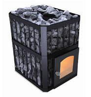 Печь на дровах в баню Новаслав Пруток ПКС-04П БВ С2, до 26м.куб.