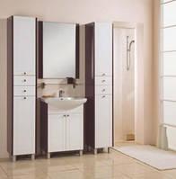 Зеркало для ванной комнаты Виктория з19 40 б/св
