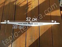 Ручка дверей духовки плиты — Гефест (60 см)