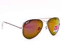 Очки капли Ray-Ban Aviator RB3026 Forest-Man